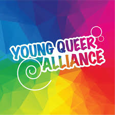 Young Queer Alliance logo